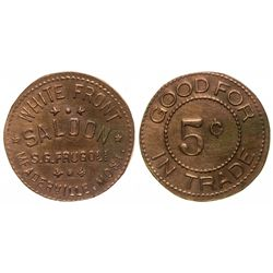 COPPER SALOON TOKEN