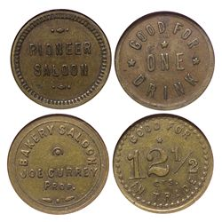 Quality Saloon Tokens out of Elko