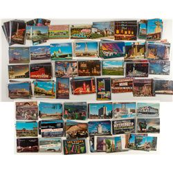 Las Vegas Chrome Post Card Collection