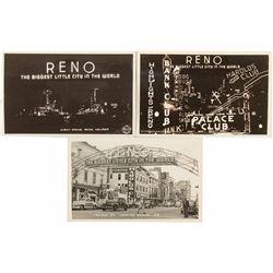 Reno Gaming/Street Casino Scenes