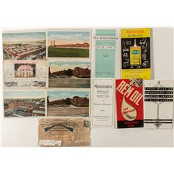 Remington Post Cards