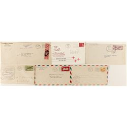 Reno, Washoe, Nevada Air Mail Cover Collection