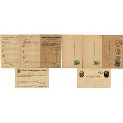 Tonopah & Goldfield Railroad Co. Post Cards