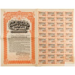 Copper Metals Company Gold Bond, A.T. 1910