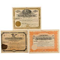 Three Colorado Mining Stocks