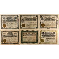 Six Mining Stocks from Washington State
