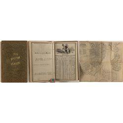 Boston Almanac and Directory, 1855