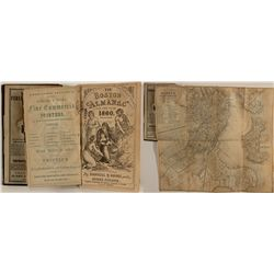 Boston Almanac and Directory, 1860