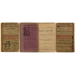 Portland, ME Directory, 1868