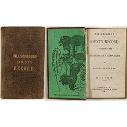 Hillsborough County Record, 1853