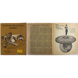 1960 Nevada Telephone Directory