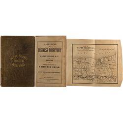 Wayne County Directory, 1867-8