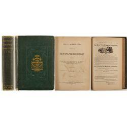 American Newspaper Directory, 1872