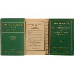 N.P.N. Oil Price Handbook and Refinery Directory, 1928