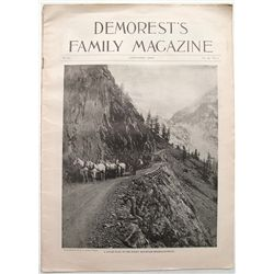 Rocky Mountain and Klondike Gold: Demorest's Family Magazine