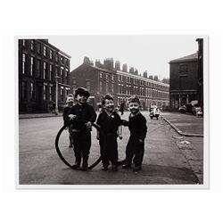Astrid Kirchherr (b. 1938), Liverpool Kids, England, 1964