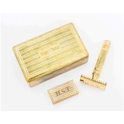 Harry S. Truman's Shaving Kit