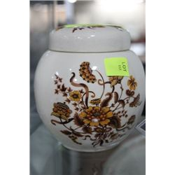 SADLER ENGLISH GINGER JAR