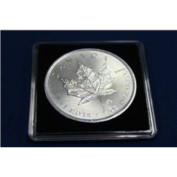 .999 SILVER 2014 CANADA 5 DOLLARS COIN