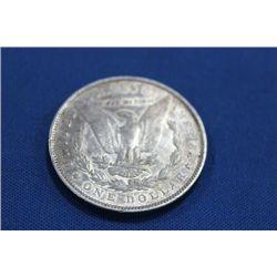 USA MORGAN SILVER DOLLARS X9