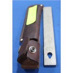 SHRADE KNIFE SHARPENER