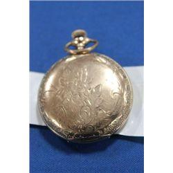 ELGIN 15 GOLD JEWEL (11380249) POCKET WATCH