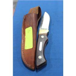 OLD TIMER SHRADE KNIFE W CASE