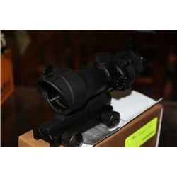 RED DOT RIFLE SCOPE