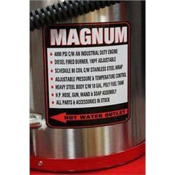 EASY KLEEN MAGNUM GOLD 4000 SELF CONTAINED
