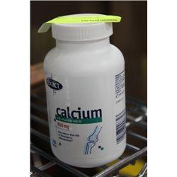 100 CAPLETS OF CALCIUM
