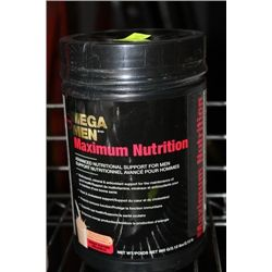 GNC MEGA MEN MAXIMUM NUTRITION (2.12 LBS)