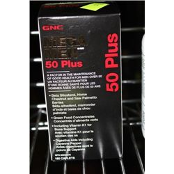 GNC MEGA MEN 50+  VITAMINS