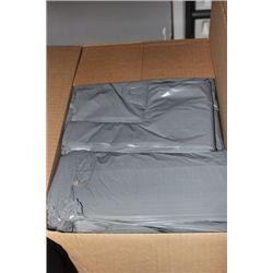 CASE OF 1000 PLASTIC BAGS