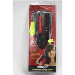 CONAIR CERAMIC HAIR STRAIGHTENER