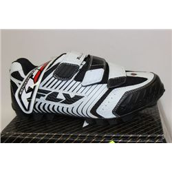 FLY RACING BIKING SHOES ON CHOICE: SIZE 7