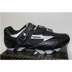 FLY RACING BIKING SHOES ON CHOICE: SIZE 8