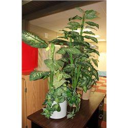 ARTIFICIAL PLANTS X3