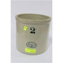 MADALTA  2 GALLON CROCK