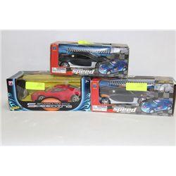 REMOTE CONTROL CAR X3