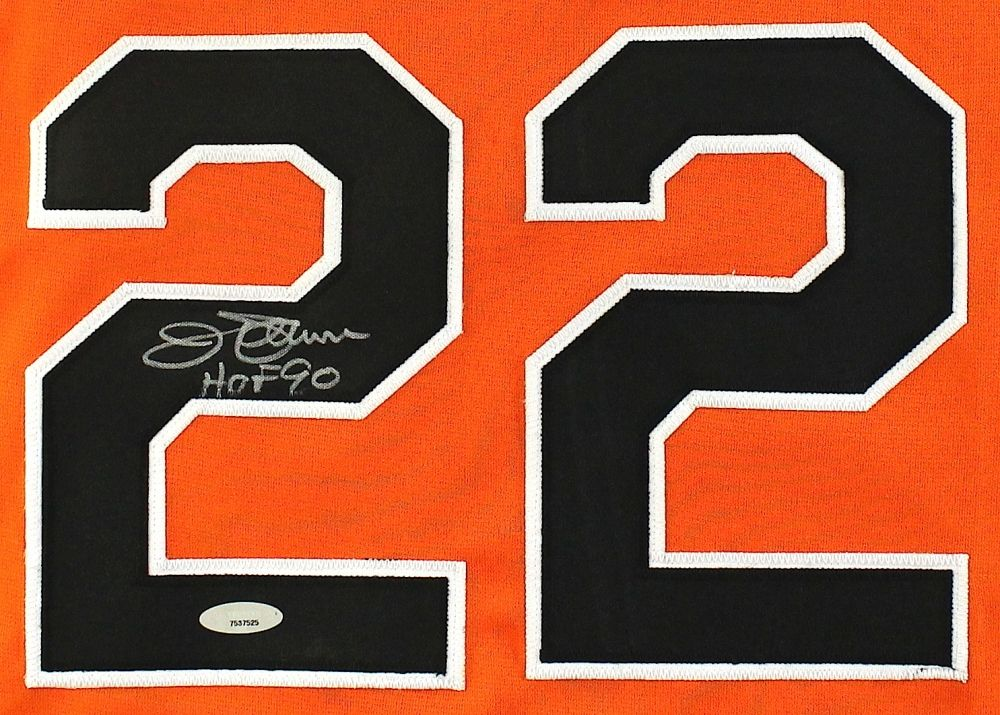 49036ed6c ... Image 2   Jim Palmer Signed Orioles Jersey Inscribed