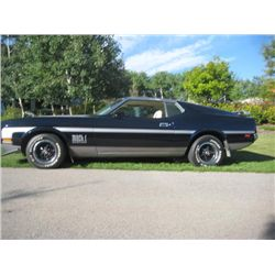 1971 FORD MUSTANG MACH 1 -SELLS AT 1PM