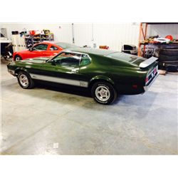NO RESERVE! 1973 FORD MUSTANG MACH 1