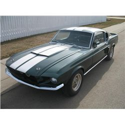 NO RESERVE! 1967 SHELBY GT 350 FASTBACK