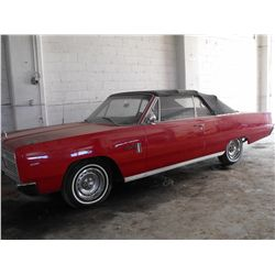 NO RESERVE! 1970 PLYMOUTH SPORT FURY II CONVERTIBLE