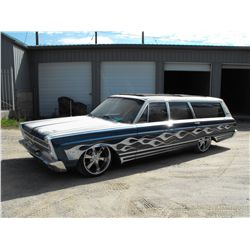 NO RESERVE! 1965 PLYMOUTH FURY STATIONWAGON