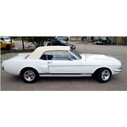 NO RESERVE! 1966 FORD MUSTANG CONVERTIBLE