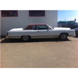 NO RESERVE! 1978 FORD LINCOLN CONTINENTAL