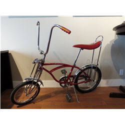 Very Rare Original Unrestored Schwinn Apple Krate Bike