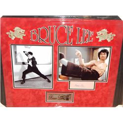 NO RESERVE! BRUCE LEE - RARE SIGNNATURE