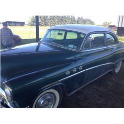 1953 BUICK SPECIAL 40-MODEL 48D
